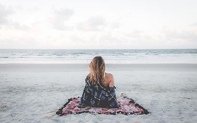 A volte serve solo far pace con te stessa